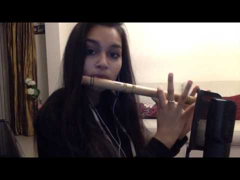 Future - MASK OFF Challenge Bamboo Flute Cover