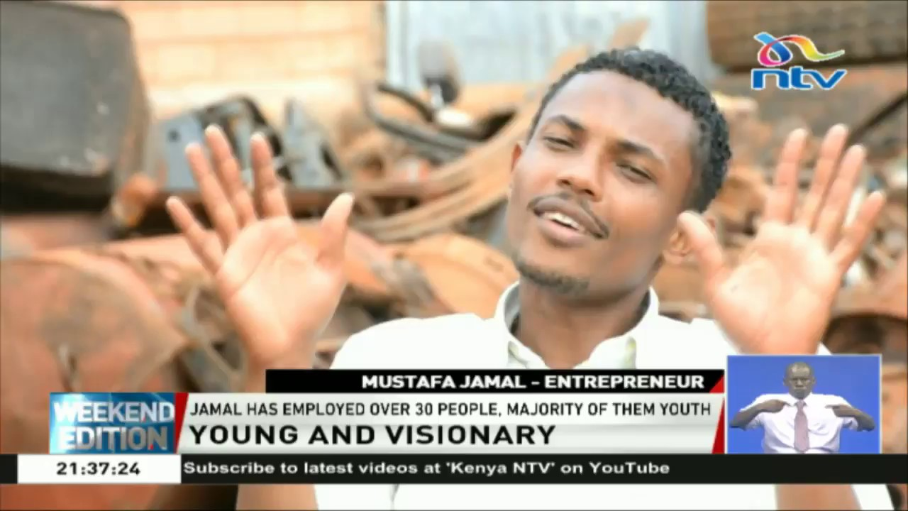 cf4085e570 Young and visionary employer in Voi, Taita Taveta - YouTube