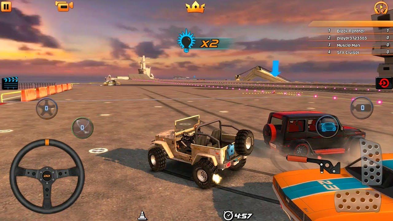 Drift Wars Car Racing Android Gameplay Hd 2 Gadi Wala Game