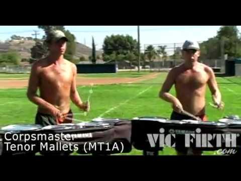 Vic Firth Tom Aungst Tenor Hybrid Sticks