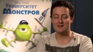 «Университет монстров» / Русские актеры дубляжа рассказывают о персонажах мультика и своей работе