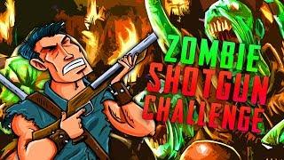 Shotgun Challenge (Call of Duty Custom Zombies)