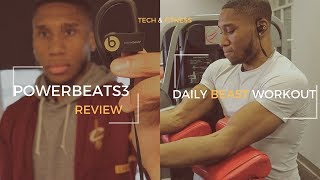 Video Power Beats 3 Do They Suck? | BEAST Chest and Glutes Workout | HD download MP3, 3GP, MP4, WEBM, AVI, FLV Juli 2018