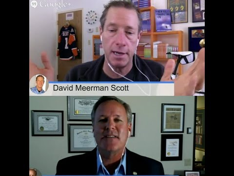 David Meerman Scott on The Human Side Interviews
