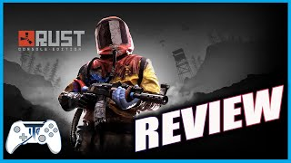 Rust - Console Edition Review! (Video Game Video Review)