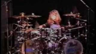 Eric Singer Drum Clinic 1/2 (Very Rare Footage)
