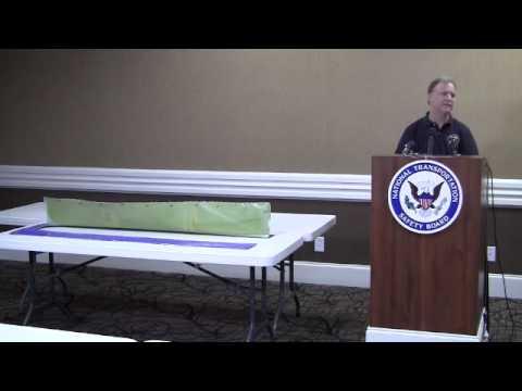 NTSB PM Press Briefing   SWA Flight 812 Apr 3 2011