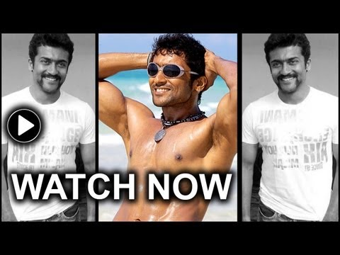How Suriya got his six pack abs for Singam...