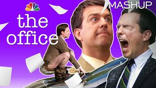Andy's 13 Best Freak-Outs - The Office