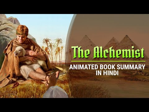 THE ALCHEMIST BOOK SUMMARY IN HINDI | Top 3 Lessons In The Alchemist By LifeGyan