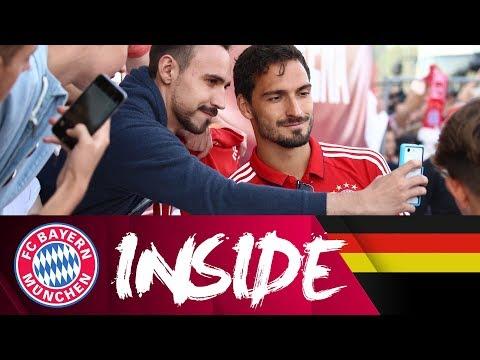 FC Bayern vs. Fanclub - Das Traumspiel hautnah | Inside FC Bayern