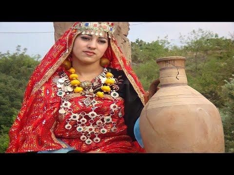 BAHIJA ET OMAR - Irbi a khtade itagomne Music Tachlhit ,tamazight,souss,اغنية ,امازيغية ,جميلة
