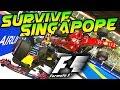 SURVIVE SINGAPORE - F1 2017 Extreme Damage Mod F1 Game