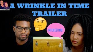 A Wrinkle In Time Official US Teaser Trailer| REACTION