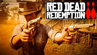 Red Dead Redemption 2 Trailer (But With Bowling)