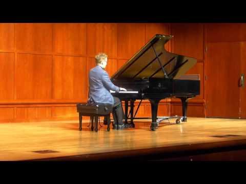 Bach siloti prelude b minor