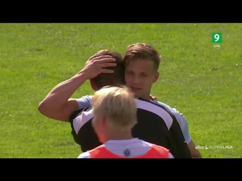 FC Helsingør - FC Midtjylland | Alka Superligaen 4. runde 2017/2018