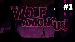 The Wolf Among Us | Twitch Stream - Ep. 1 Faith [PC]