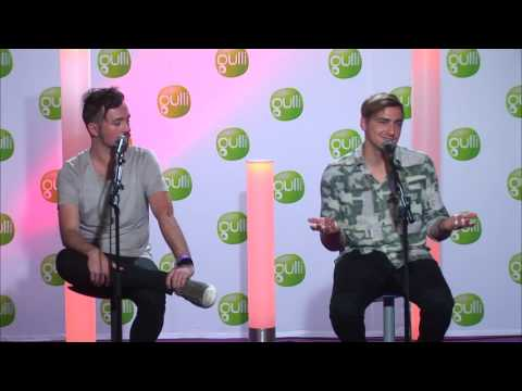 Live Gulli - Session Questions-Réponses Avec Kendall Schmidt Des Big Time Rush à Paris !