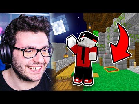 MARCY NASCONDE UNA CHEST E TROLLA IL BIG RE! - BIG VANILLA - Minecraft ITA