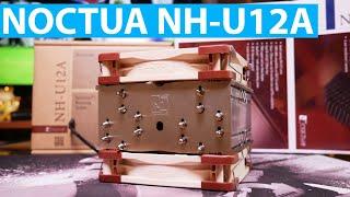 Noctua NH-U12A обзор и тест нового кулера игрового ПК