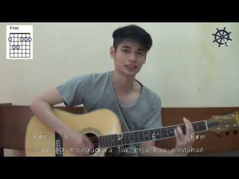 Akustik Gitar - Belajar Lagu (Seperti Kemarin - Noah)