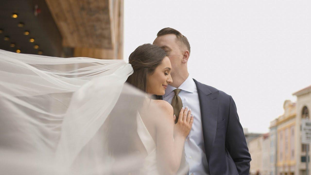 Britt and Angus' Wedding Day Highlights