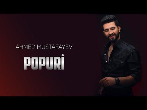 Ahmed Mustafayev - Popuri 2021 - Ahmed Mustafayev Live
