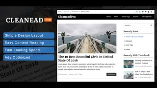 Top 10 Best Free WordPress Blog Themes For 2017