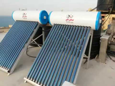 solar heater water