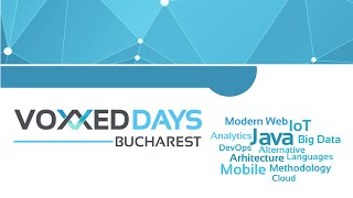 Voxxed Days Bucharest 2016 - How it feels
