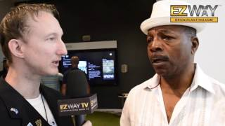 Eric Zuley Interviews Carl Weathers Preditor, Rocky, Happy Gilmore