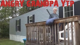 [YTP] - Angry Grandpa kills the Gaboon Viper and Ruins Thanksgiving