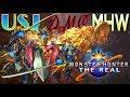 【MHW】Welcome!!万事屋のUSJ・DMC・マム大剣【モンハンワールド実況】ふた夜放送♪『光の恩返し』Gracias por venir