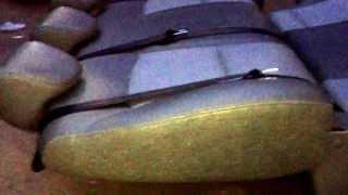 Раскладывающийся диван Hyundai Grand Starex 2008(Своими руками)  2013 2
