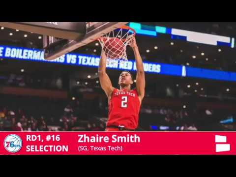 Philadelphia 76ers NBA Draft Grades And Analysis 2018