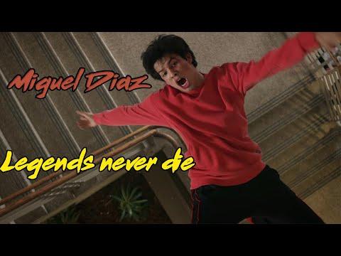 Cobra Kai - Miguel Diaz `Legends Never DIe`