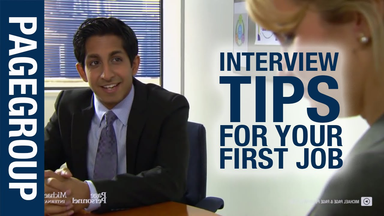 Job Interview Tips For Your First Job   YouTube  First Job Interview