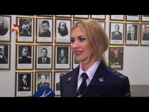 В Самаре наградили самых красивых девушек полиции