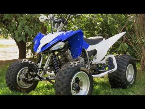 Yamaha Raptor yfm 250