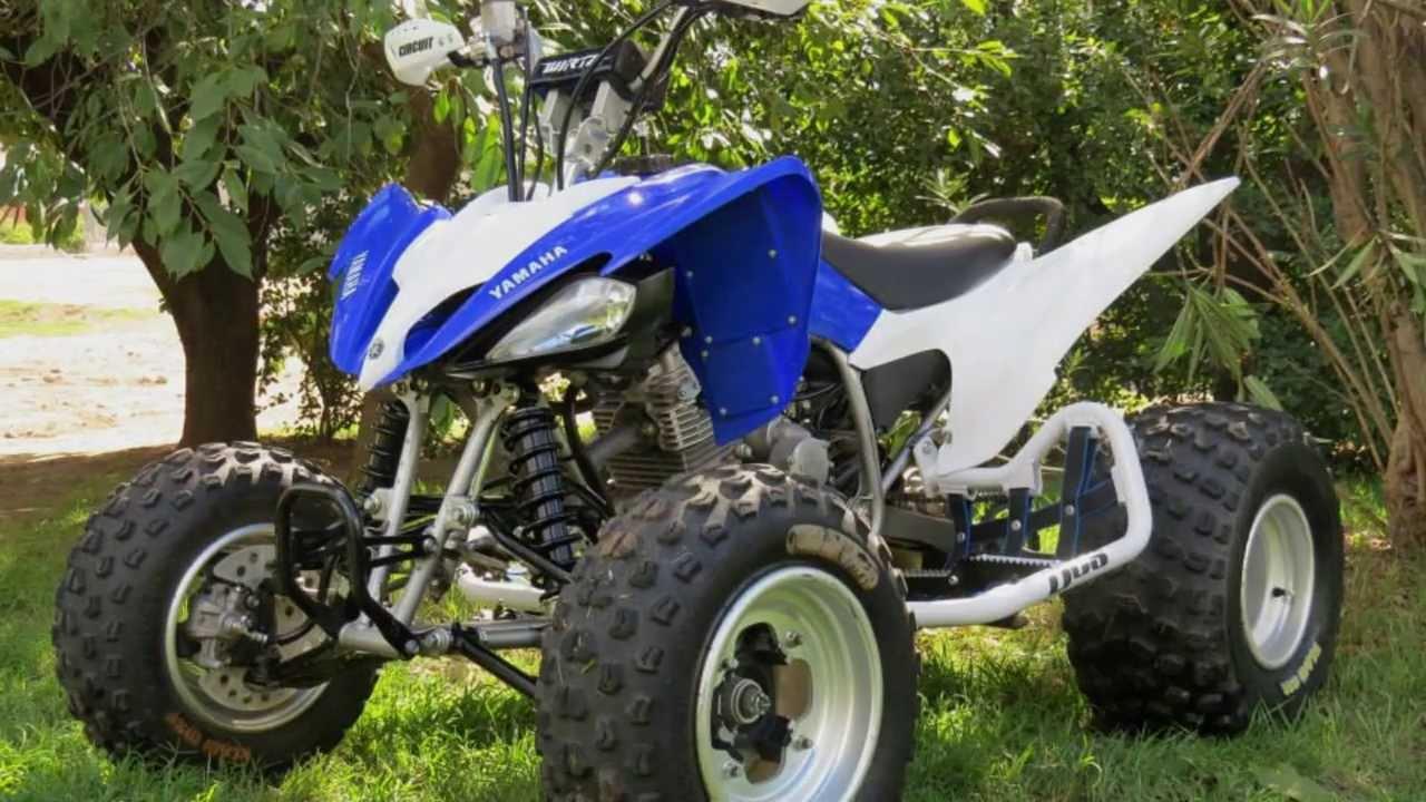 Yamaha raptor yfm 250 youtube for 250cc yamaha raptor