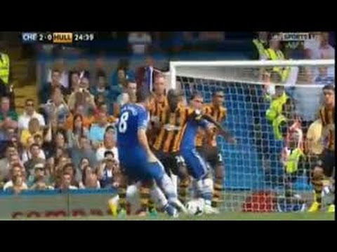 Frank lampard goal vs hull 1882013 hd youtube frank lampard goal vs hull 1882013 hd voltagebd Images