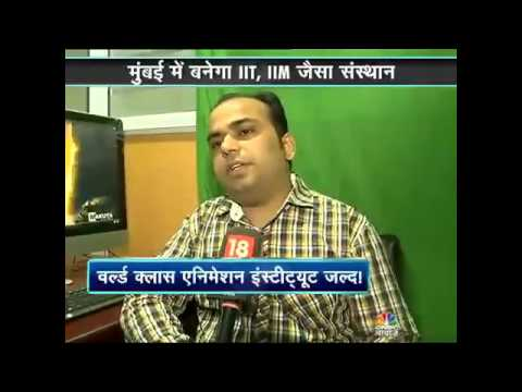 Animation Industry in India   CNBC Awaaz NEWS