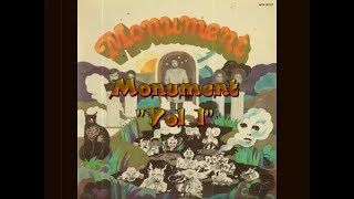 Monument - Vol.1 (Full Album, 1970)_Garage/proto punk/psych rock, France_