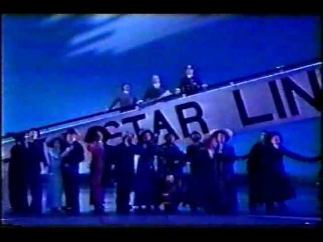 TITANIC 1997 Tony Awards