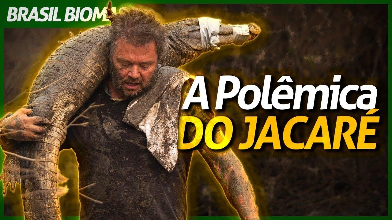 O POLÊMICO CASO DOS RESGATES DE JACARÉS NO PANTANAL | RICHARD RASMUSSEN