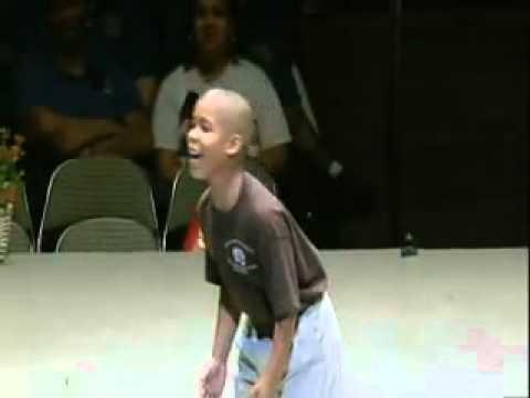 Diễn giả 10 tuổi Dalton Sherman