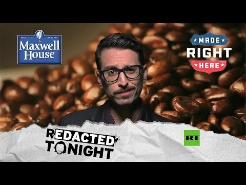 Maxwell House is lying about their coffee