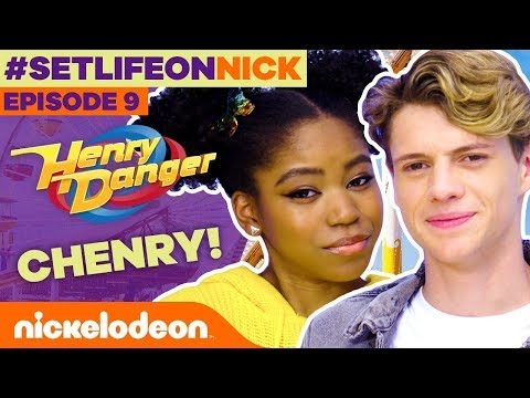 Jace & Riele Talk About CHENRY! 😍 #BTS Ep. 9 | #SetLifeOnNick from YouTube · Duration:  5 minutes 53 seconds