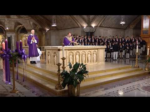 The Sunday Mass - 3rd Sunday Of Advent - December 15, 2019
